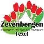 Zevenbergen Texel bungalow en minicamping