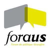 foraus - pour une politique étrangère constructive !