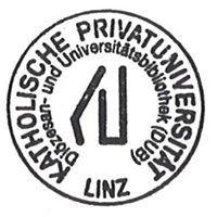 Universitätsbibliothek der Katholischen Privat-Universität Linz