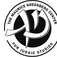 Maurice Greenberg Center for Judaic Studies