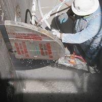 Ashland Bros Concrete Sawing