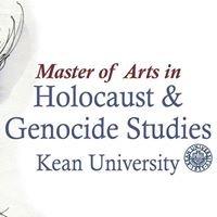 Master of Arts in Holocaust & Genocide Studies at Kean University