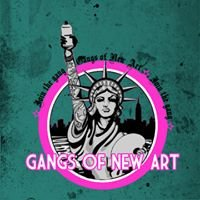 Gangs of New Art - BDA EM LYON 2011