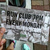 Ciccio Cali - Brandon Running Club