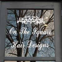 On The Square Hair Designs