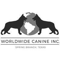 Worldwide Canine, Inc