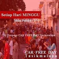 CAR FREE DAY Tasikmalaya