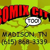 Comix City Too!
