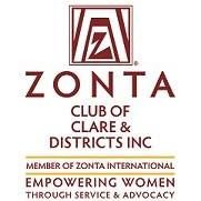 Zonta Club of Clare & Districts