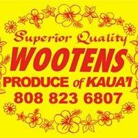 Wootens Produce of Kauai