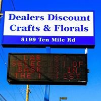 Dealers Discount Crafts & Florals