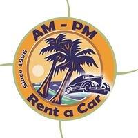 AM PM Rent A Car