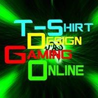 T-Shirt Design Gaming Online