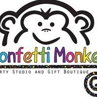 Confetti Monkey
