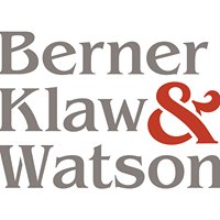 Berner Klaw & Watson LLP