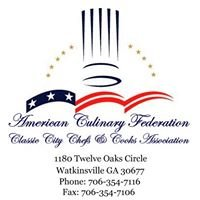 Classic City Chefs and Cooks Association ACF
