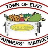 Farmer's Market in Elko