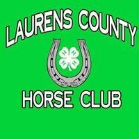 Laurens County 4H Horse Program