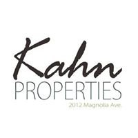 Kahn Properties