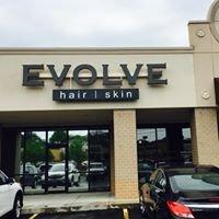Evolve hair  skin