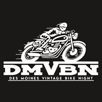 Des Moines Vintage Bike Night
