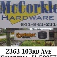 McCorkle Hardware