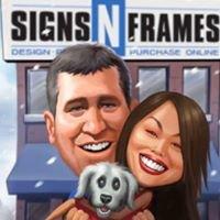 Signs-N-Frames