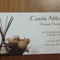 Cassie Abbas Therapeutic Massage