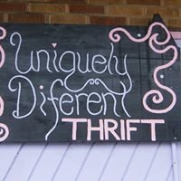 Uniquely Diferent Thrift  Store