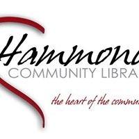 Hammond Community Library, Hammond, WI