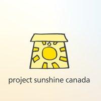 Project Sunshine Canada