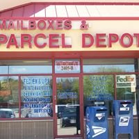 Mailboxes and Parcel Depot