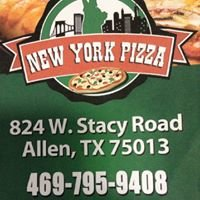 New York Pizza, Allen