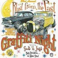 CLASSICS Car Club - GRAFFITI NIGHT