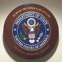 US Department of State Atlanta Passport Agency