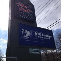 DTE Energy Music Theater
