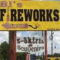 BJ's Fireworks