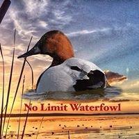 No Limit Waterfowl