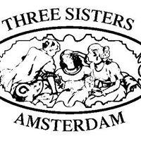 Three Sisters Pub Rembrandtplein Amsterdam.