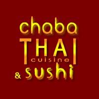 Chaba Thai Cuisine & Sushi