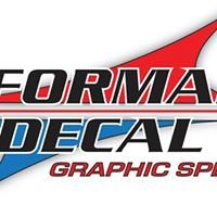 Performance Decal