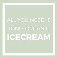 TONIS organic icecream