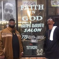 Faith in God. Barber