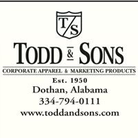 Todd & Sons Corporate Apparel & Marketing Products
