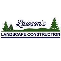 Lawson's Landscape Construction