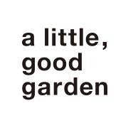 a little, good garden