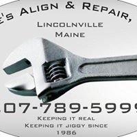Mike's Align & Repair, Inc.