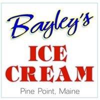 Bayley's Ice Cream