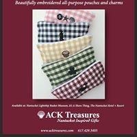 ACK  Treasures