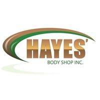Hayes' Body Shop, Inc.